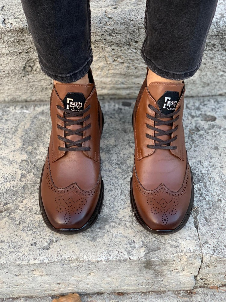 Taba Men's Lace-Up Boots